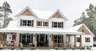 House Plan 4122WM comes to life in Georgia (Again)! - photo 001 #CountryHomeDeco...
