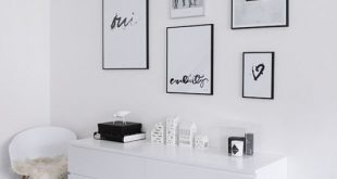 7 Dreamy Gallery wall ideas for your bedroom (Daily Dream Decor)