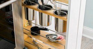 25+ gute Möglichkeiten, Ihre Küche auf einem Budget zu organisieren