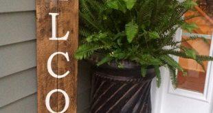 47 rustikale Bauernhaus-Portal-Dekor-Ideen, zum dieser Jahreszeit vorzuführen