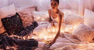 21 gemütliche Dekor-Ideen mit String Lichtern #dekor #gemutliche #ideen #licht…