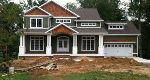 43 Glamour Farmhouse Exterior Design Ideas For Excellent Home