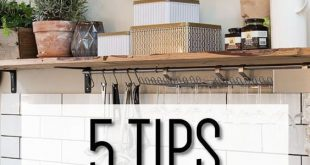 5 Ways To Pull Off Industrial Farmhouse Decor - #Decor #Farmhouse #industrial #P...