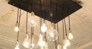 Coole DIY Lampen aus Glühbirnen