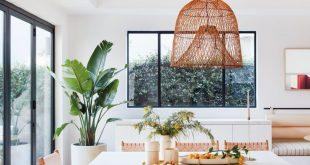 Garance Doru00e9 Modern Los Angeles Home Tour First-time homeowner Garance Dor...
