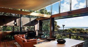 Kawakawa House von Herbst Architects in Piha, Neuseeland #architects #herbst #h...