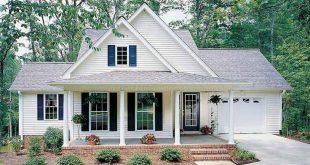 Landhaus Plan mit 1558 Quadratmetern und 3 Schlafzimmern von Dream Home Source |...