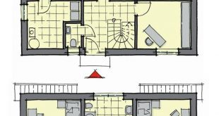 "Modern European Style Architecture Design House Plan ""Lindenallee"" - Dream H..."