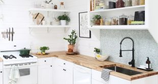 Our Recent Kitchen Makeover Has An Unbelievably Small $6K Price Tag #kitchendesi...