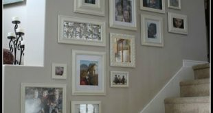 Photo walls are a big trend in interiors, there are lots of ways you can create ...
