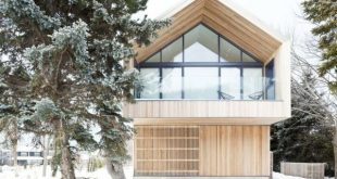 Tolle Dächer - Giebeldach als Akzent in modernen Häusern