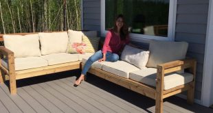 Wie du deine eigenen Gartenmöbel baust